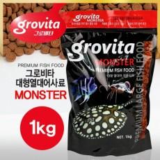 그로비타 대형어사료 (1Kg)